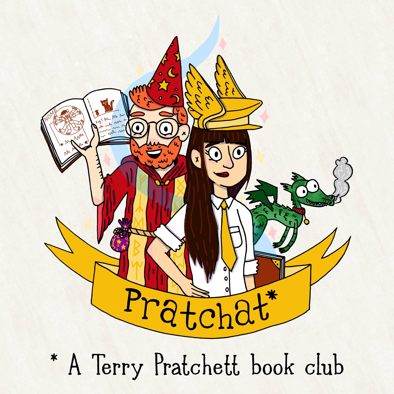 Pratchat - a Terry Pratchett and Discworld book club