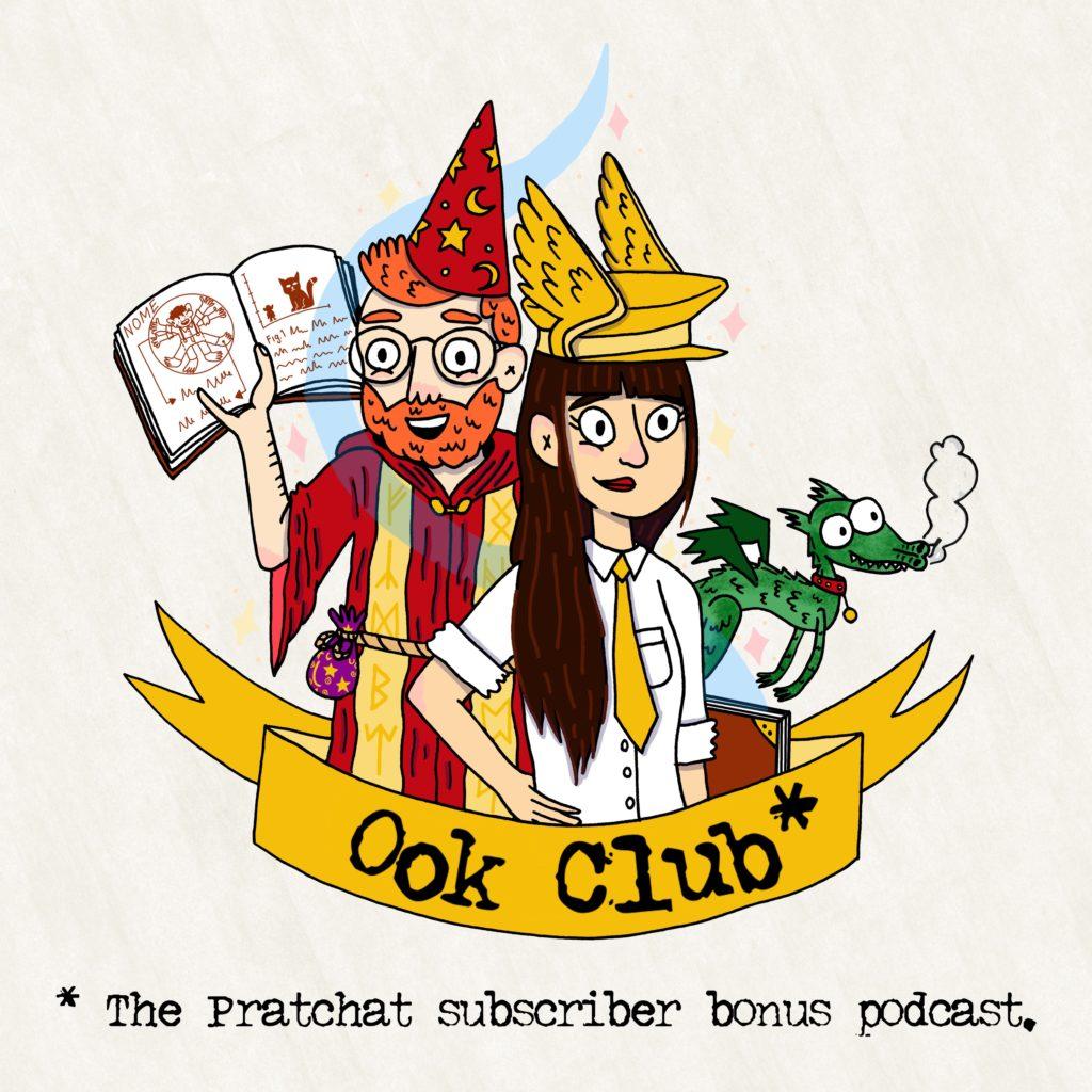 Ook Club - the Pratchat subscriber bonus podcast.